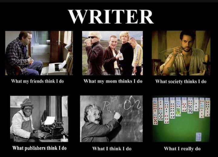 Что значит быть писателем