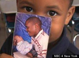Натаниэль Дэнси: 5-летний мальчик спас жизнь отцу
