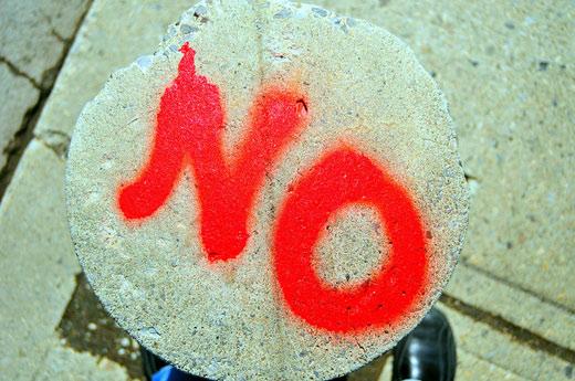 Не извиняйтесь за то, что сказали НЕТ
